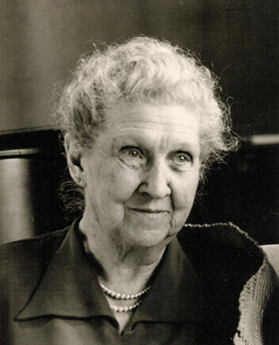Portrait of Grace Chase